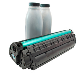 cartridge and toner