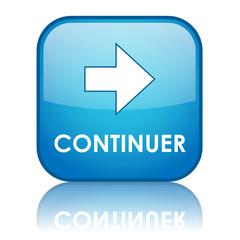 Bouton Web CONTINUER (internet cliquer ici suivant valider ok)