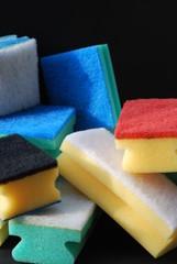 Foam sponges