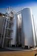 silos in acciaio per vino