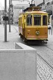 Fototapeta tramwaj - przewóz - Kolej