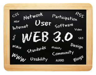 WEB 3.0 - Internet Business Concept
