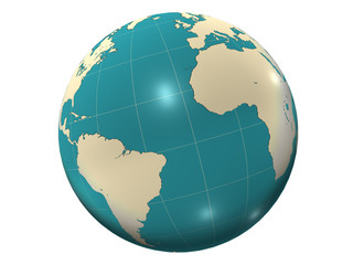 World Rubber Globe - America&Africa