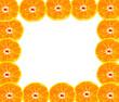 Orange Slices frame