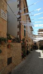 Rue du Père Castanyeda à Valldemossa