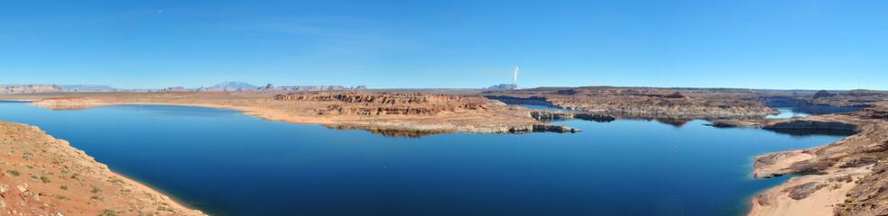Lake Powell Dam- Arizona United States