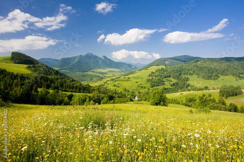 Fototapeta Mala Fatra, Slovakia