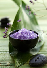 Lavender Spa Salt