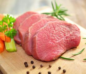 Steak, Kräuter