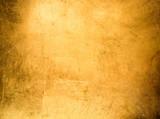 Fototapeta powierzchnia - złoty - Metal