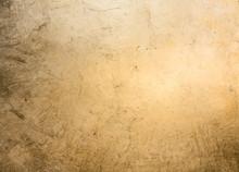 Flachen Hintergrund, gold leaf