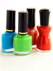 multicolor nail enamels