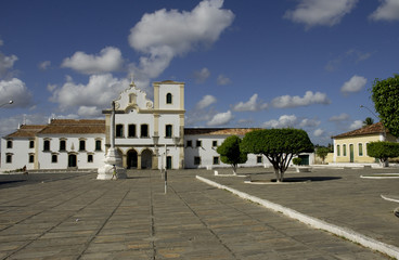 Sao Cristovao,Sergipe, Covent of Sao Francisco