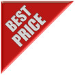 Dreieck rot BEST PRICE