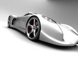Razor 3d prototipo silver