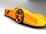 Razor 3d prototipo yellow