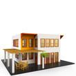 stilvoll moderne villa