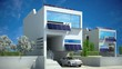 Modern Solar Architecture