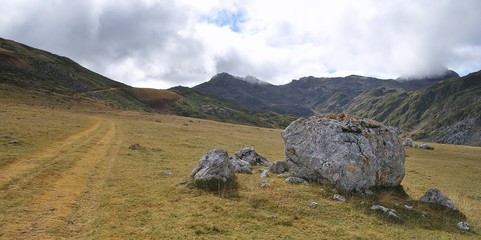 Senderismo en Somiedo,Asturias.