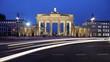 Brandenburger Tor - ZEITRAFFER
