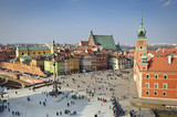 Old Town city panorama, Warsaw, Poland - 30691247