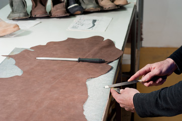 Leather manufacture