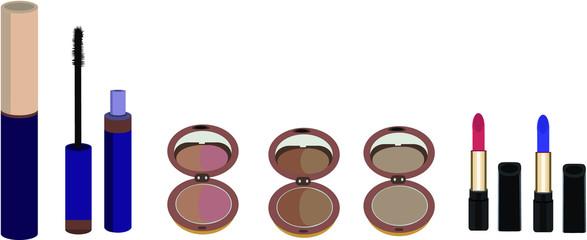 cosmetici kit
