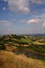 Appennino modenese, landscape