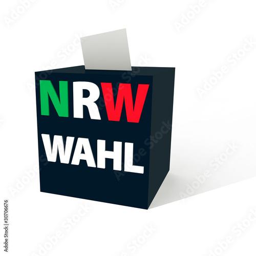 Wahl in NRW