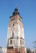 Rathausturm auf dem Hauptmarkt Krakau