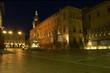 Bologna, Piazza Nettuno, notturna