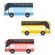 Colorfull Bus