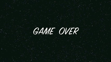 Game Over Video Full HD