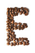 Kaffee Bohnen - Alphabet E