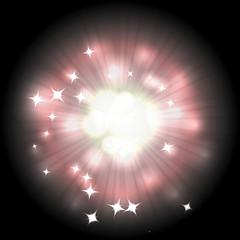 Rays and lights