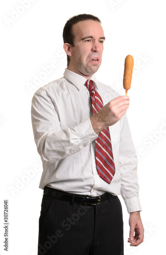 Gross Corn Dog