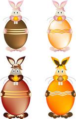 coniglio Pasqua