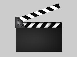 Filmklappe - 3D