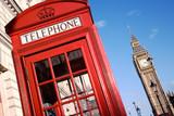 Fototapeta londyn - turystyka - Inne