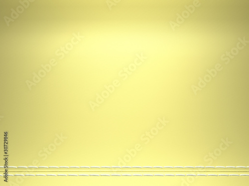 Colorful horizontally stitched fabric background