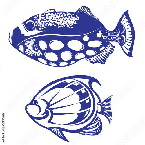 海洋动物剪纸立体步骤