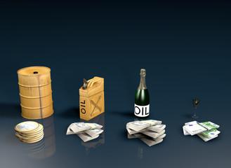 Il caro Petrolio..the high cost of oil