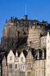 Edinburgh Castle and Grassmarket