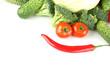vegetable smile