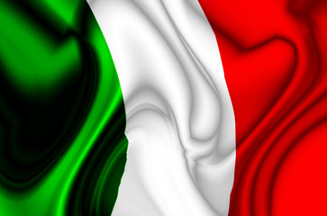 Italia Bandiera Tricolore-150° Anniversario-Italy Flag