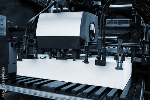 equipment for a print