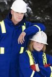 Tradesman And Junior Tradeswoman poster