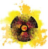simbolo radioattività