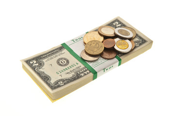 Money as a talisman