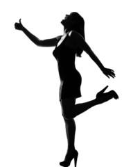 stylish silhouette